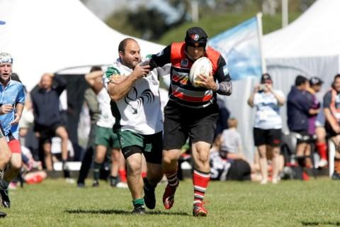 Festival de Rugby Golden Oldies: se desarrolla con éxito la primera edición sudamericana