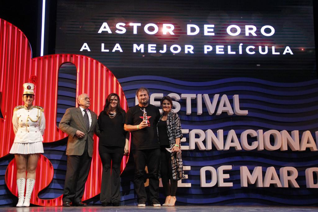 """Finalizó el Festival de Cine y el Astor de Oro fue para el film turco """"Come to my voice"""""""