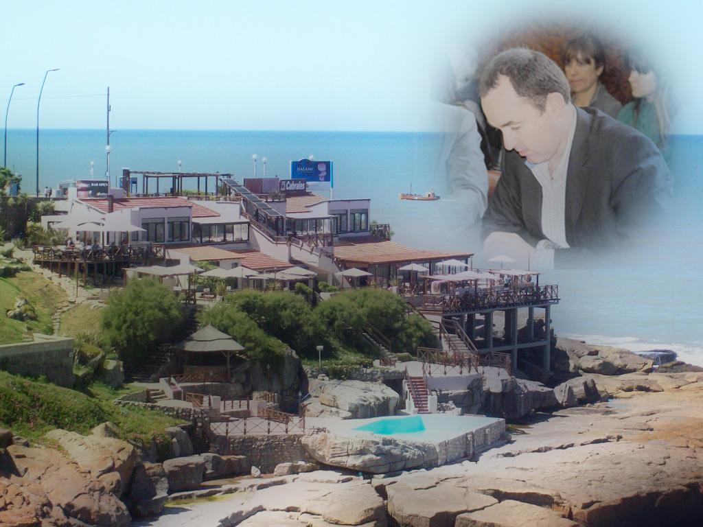pte de la comision de turismo-lucas fiorini- opina sobre conflicto de utf playa chica