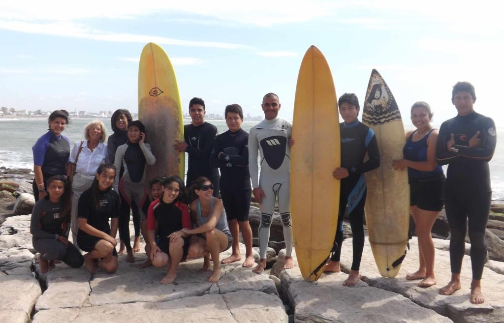 Foto MGP - Educación - Programa de Educación Barrial - Taller de Surf2