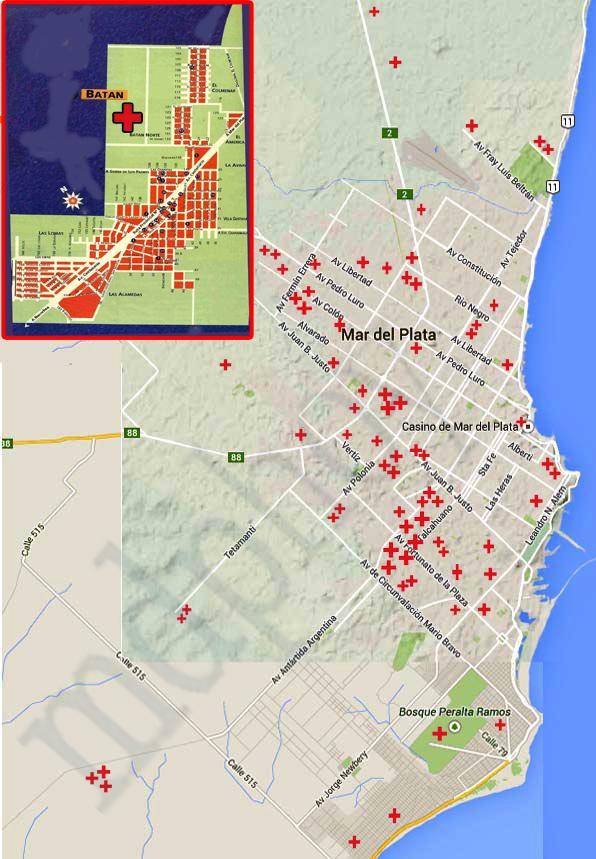 MAPA DE HOMICIDIOS  2014-COMPLETO