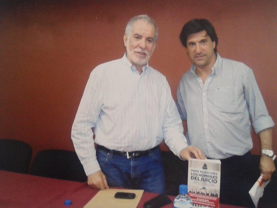 PEPE ELIASCHEV Y MARIO RODRIGUEZ