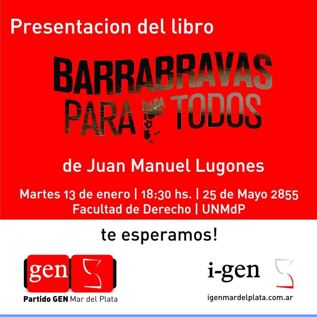 Presentacion Barrabravas