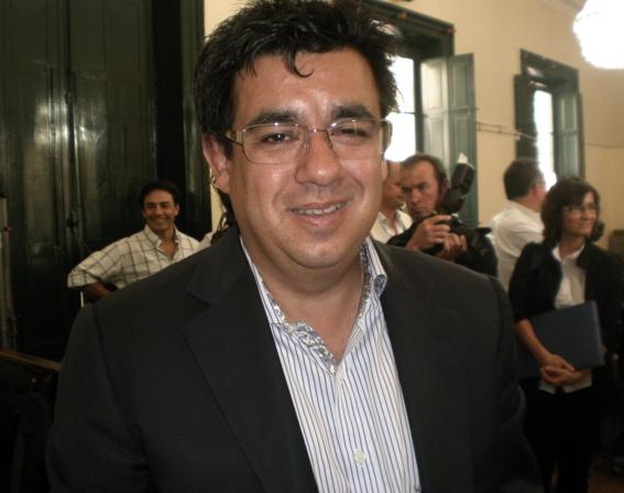 blog areco Alejandro Arlia ministro de infraestructura