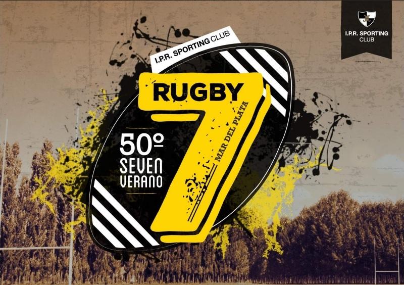 Con figuras rutilantes, ya se palpita la edición 50° del Seven de Sporting
