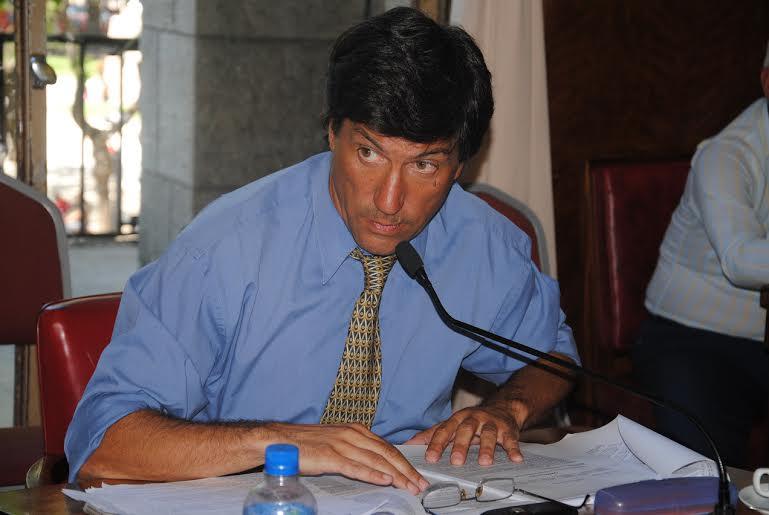 Concejal Mario Rodríguez (Unión Cívica Radical)