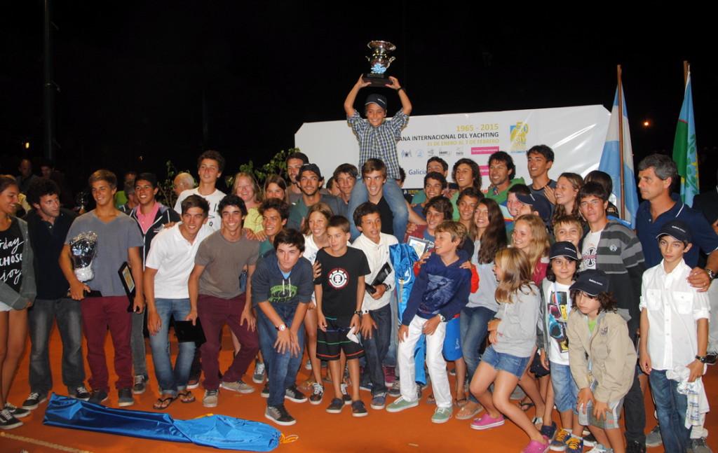 Foto 3 Ganador a nivel Club Yacht Club