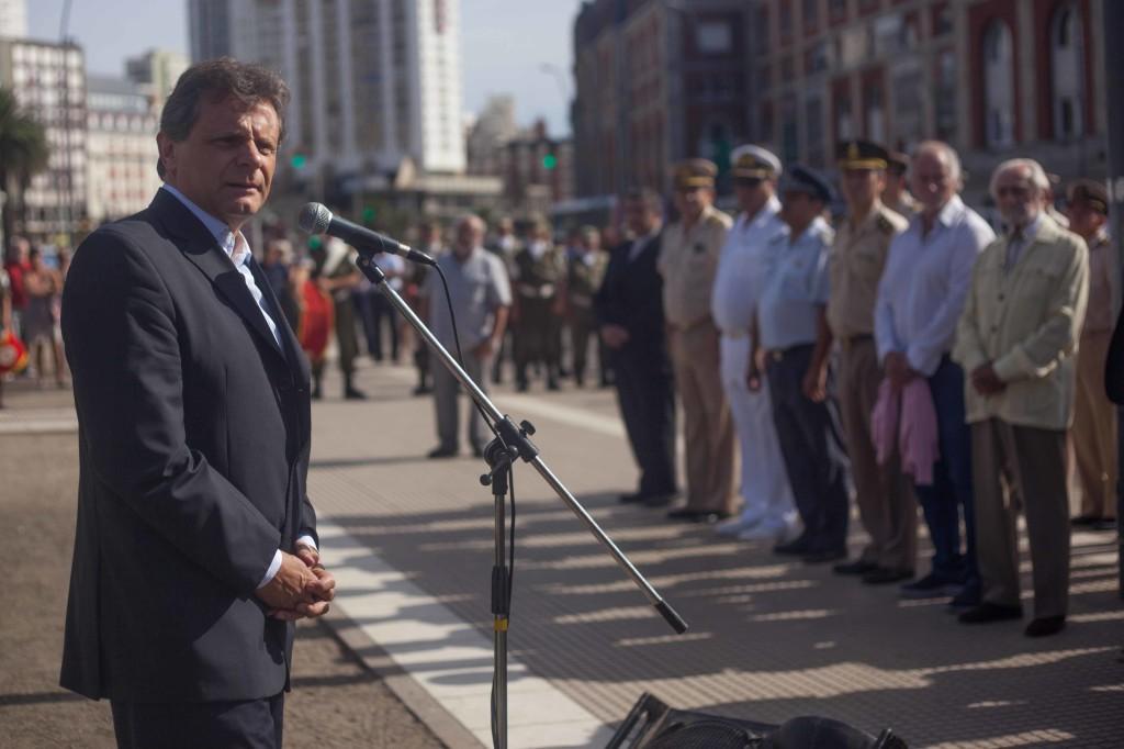 Fotos MGP - Acto conmemorativo 141 aniversario de Mar del Plata