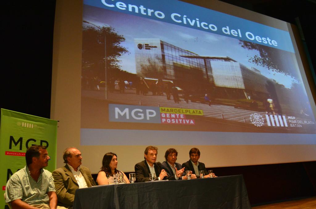 Fotos MGP - Concurso para la refuncionalizacion y puesta en valor del Palacio Municipal