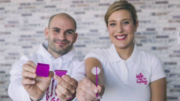 Diseñan chupetines de hielo para atenuar los efectos de la quimioterapia