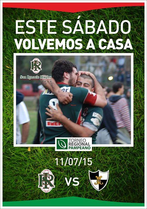 Rugby: después de una polémica sanción, San Ignacio vuelve a casa