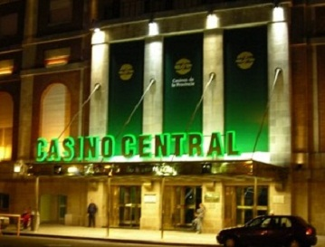 Casino Central: Nuevos horarios de funcionamiento