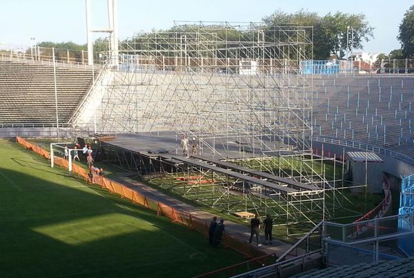 Foto Estadio La Renga MDQ