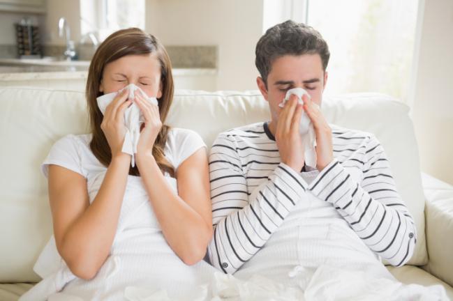Los virus que traen las enfermedades respiratorias