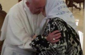 Alarmantes declaraciones de Bonafini atribuidas al Papa