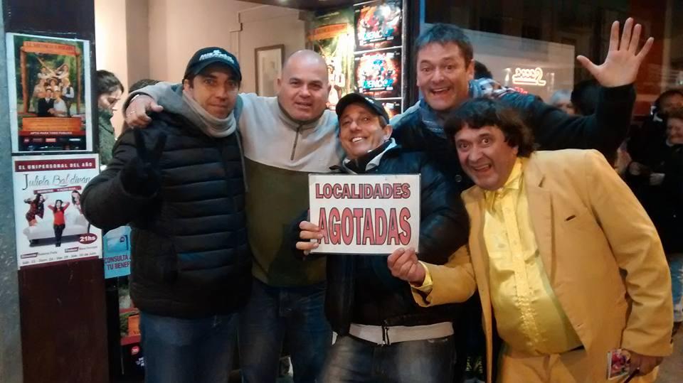 """""""El Casting 2"""" con Roberto Peña, agotó las localidades"""