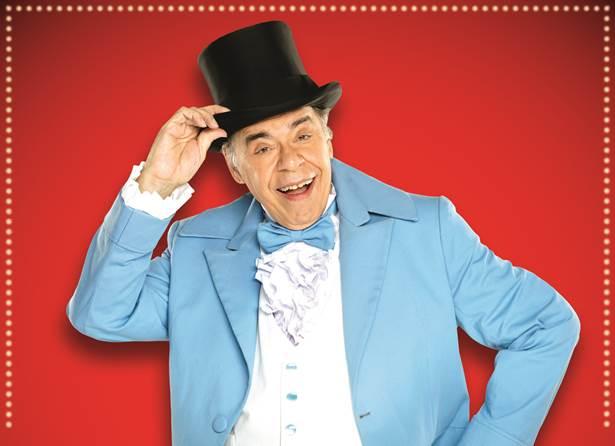 """Enrique Pinti presenta 30 años de """"Salsa Criolla"""" en el teatro Radio City"""