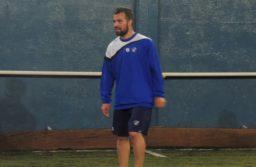 Nicolás Fassino se sumó a los entrenamientos de Alvarado