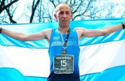 Mastromarino clasificó en el puesto 53 del maratón olímpico
