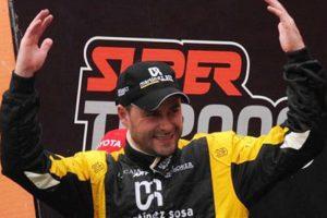 Christian Ledesma podría volver al TC de la mano de Renault y con un Torino