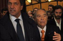 Scioli extraña los centros de La Capital: furioso abandonó entrevista con la CNN