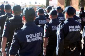 Proyecto de la policía municipal, otro engendro nefasto