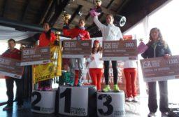 Borelli y Cichilitti ganaron la Etapa Laguna de los 15K Open Sports