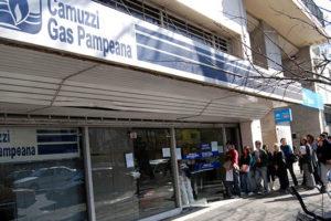 Denuncian a Camuzzi por el cobro de una compensación indebida