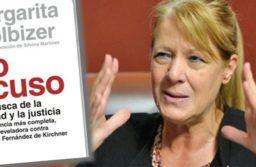 """Stolbizer presentará su libro """"Yo Acuso"""" en Mar del Plata"""