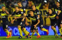 Un clásico: Boca le ganó por penales a Lanús en Mar del Plata
