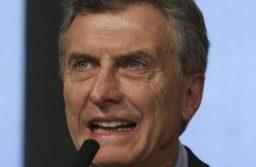 """Macri sobre las cifras de pobreza: """"LLegamos a escuchar que en Argentina hay menos pobres que en Alemania"""""""