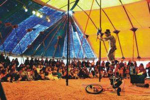 El circo La Audacia brindará funciones diarias durante todas las vacaciones