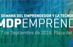 """""""MDP Emprende"""", un fin de semana dedicado al emprendedor y la tecnología"""