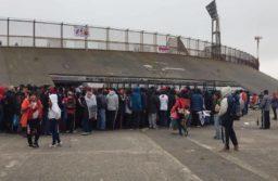 Se agotaron las populares para ver a River ante Unión en Mar del Plata