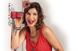"Dalia Gutmann presenta ""Cosas de Mina"" en Mar del Plata"