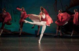 Los zares del ballet por primera vez se presentan en la ciudad