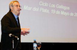 El reconocido economista Juan Luis Bour, disertará este sábado en Los Gallegos Shopping