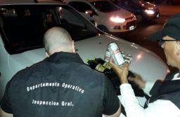 Operativo en fútbol de verano: secuestran 25 litros de bebidas alcohólicas