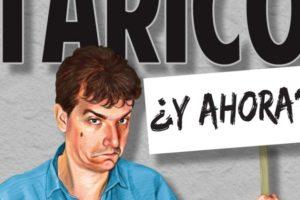 Ariel Tarico, este sábado en el Teatro Roxy