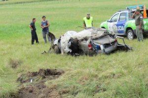 Trágico accidente en ruta 226; cuatro muertos