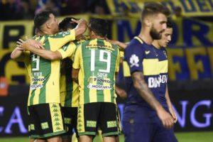 Aldosivi se dio el gusto y goleó a Boca en Mar del Plata