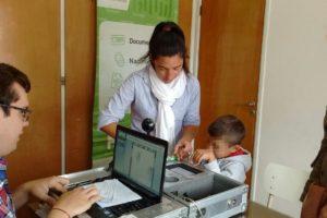 El municipio continúa con los Operativos de Documentación de personas