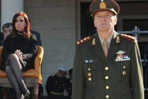 César Milani quedó detenido por secuestros en la última dictadura