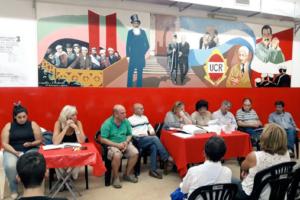 """El radicalismo local le pegó a Rojas: """"Hace una lectura parcial y equivocada de la cuestión"""""""