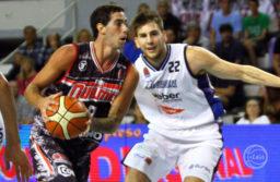 Quilmes venció a Bahía Basket en Mar del Plata
