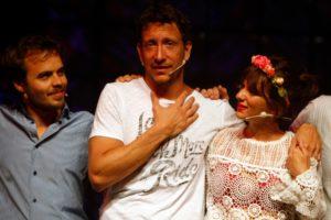 Roban los camarines del teatro Mar del Plata mientras Nico Vázquez hacía una función