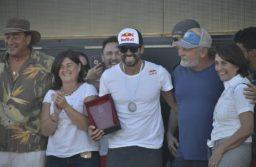 Salto del Fin del Mundo: el colombiano Orlando Duque ganó la competencia