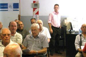 Adultos mayores: Transporte incorpora horarios para renovar el registro