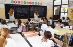 Vidal recuperará los días de clase perdidos durante las vacaciones de invierno