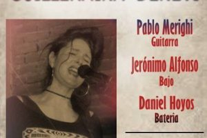 Lo mejor del blues & soul en la voz de Guillermina Denevi